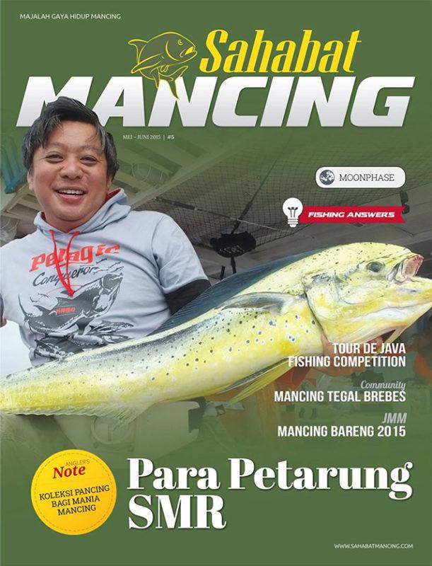 Majalah Sahabat Mancing