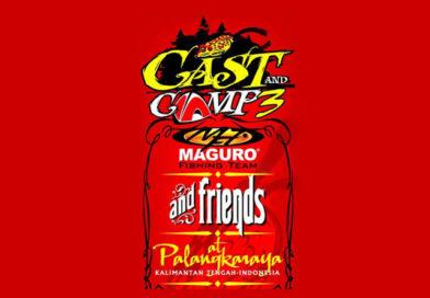 Palangkaraya Menyambut Cast and Camp