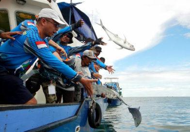 Tim Harvest Angler Banten Juarai Fishing Haltim 2017
