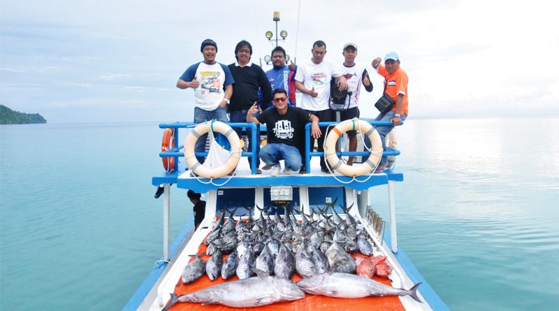 Eksplorasi Tuna Celebes