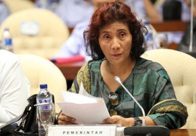 Menteri Susi: Stok Laut Indonesia Pernah Berkurang