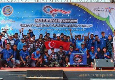 Indonesia Sabet Juara Umum Boat Fishing Tournament International 2017