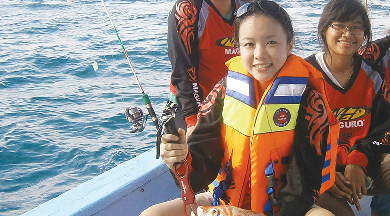 Jessica Wey: Menyelaraskan Hobi Dengan Profesi