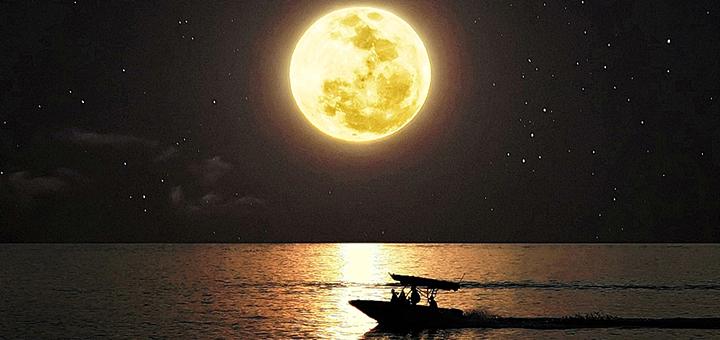 Bagaimana Pengaruh Bulan Terhadap Kegiatan Memancing?