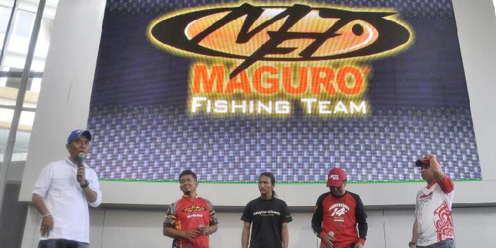 Pengenalan Spot Mancing Bersama Maguro