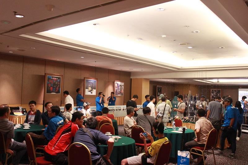 Shimano Kembali Adakan Open House 2017 di Jakarta