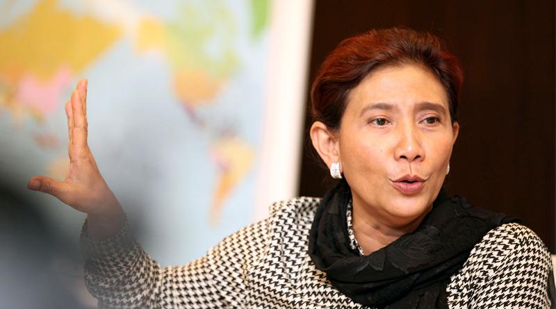 Menteri Susi: Reformasi dan Disiplin Bahari Perlu Ditekankan