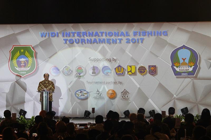 Turnamen Mancing Kelas Dunia WIFT 2017 Diresmikan