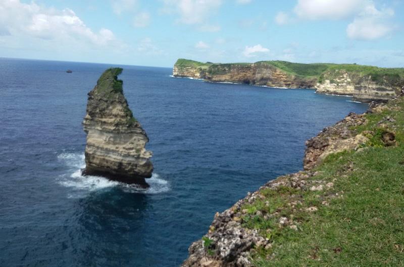 Eksplor Spot Gunung Tunak, Pemda NTB Gelar Rock Fishing Adventure