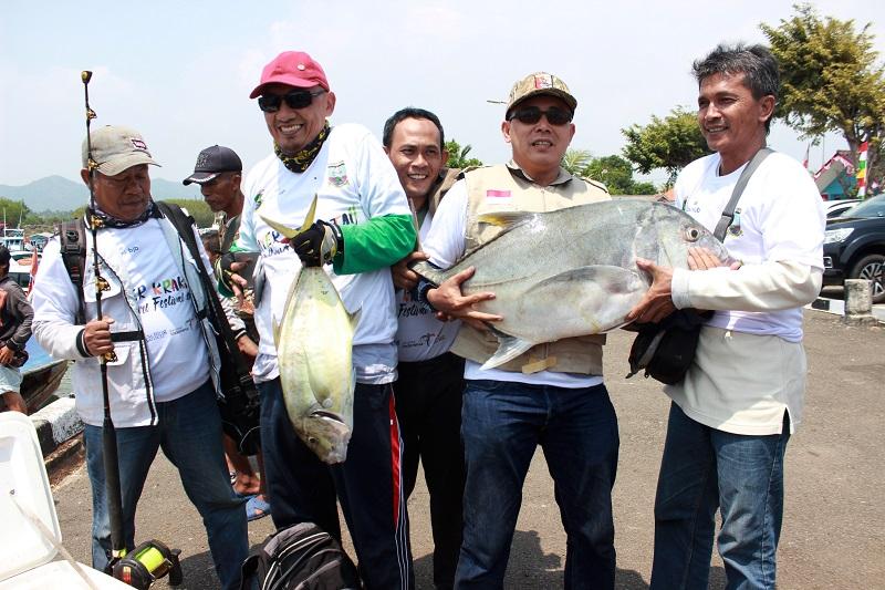Lomba Mancing Selat Sunda 2017 Sukses Digelar