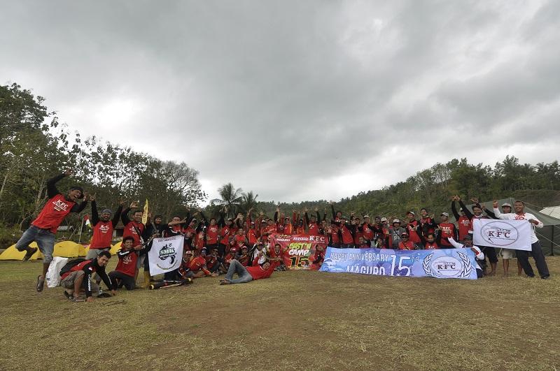 Bersama KFC, MFT Rayakan Hari Jadi di Kebumen