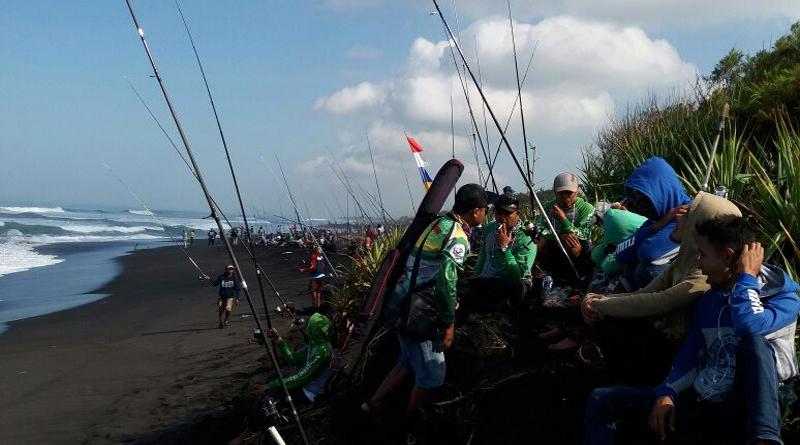 1500 Pemancing Siap Semarakan Lomba Mancing Pasiran Karangwuni