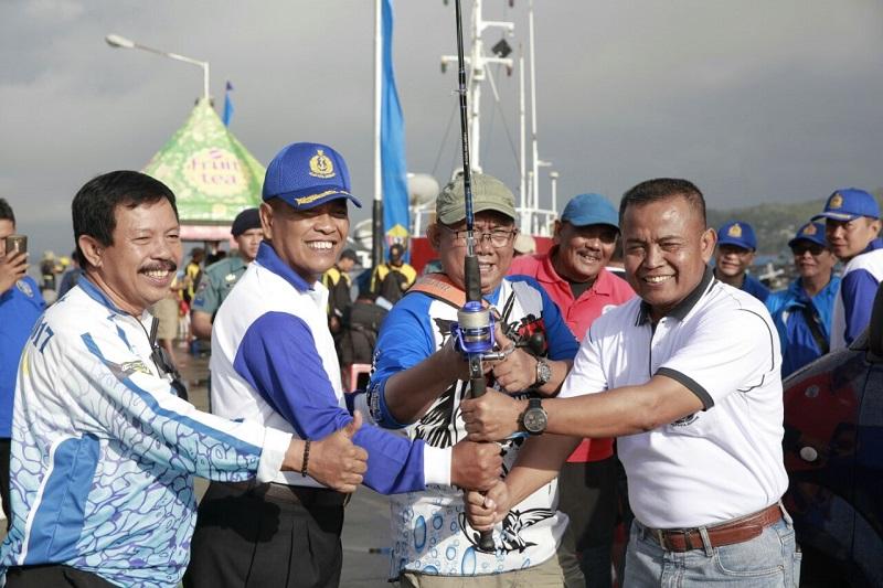 Kasal Cup 2017: 225 Pemancing Jajal Ganasnya Laut Banda