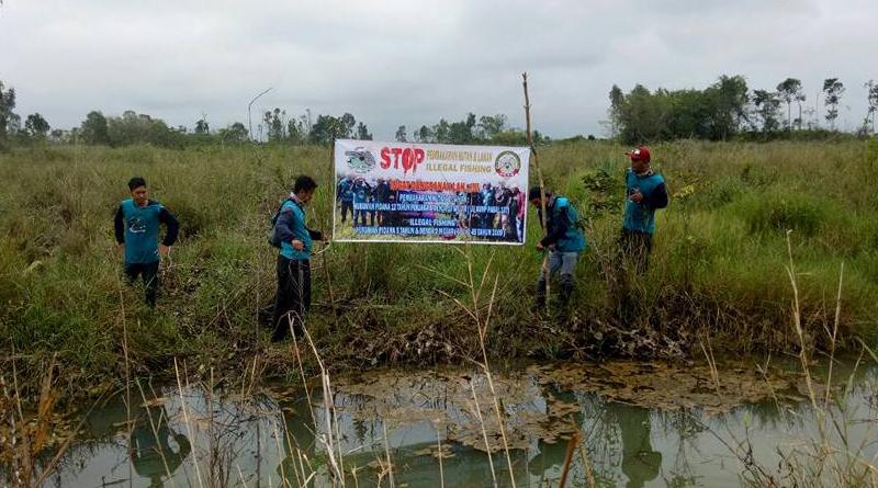 Selembar Ikhtiar Komunitas Mancing Perangi Praktik Illegal Fishing