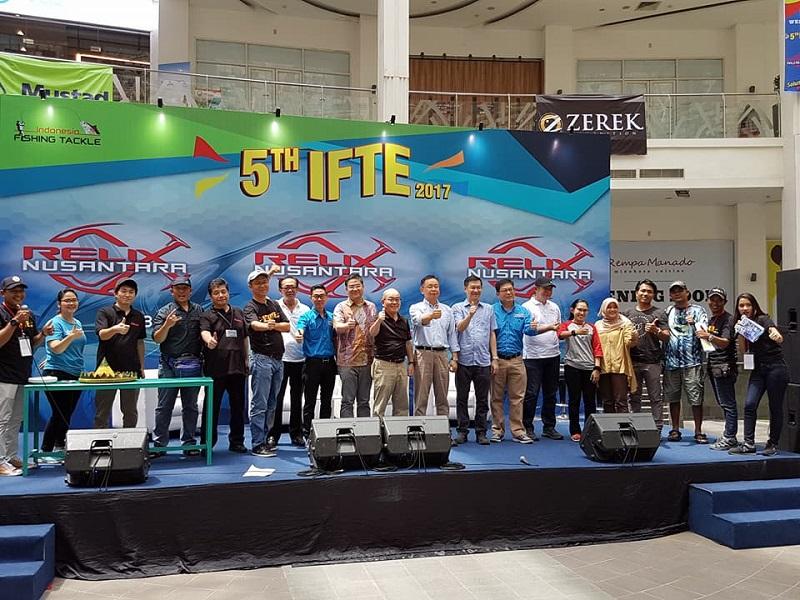Gairahkan Industri Mancing Indonesia Lewat IFTE 2017