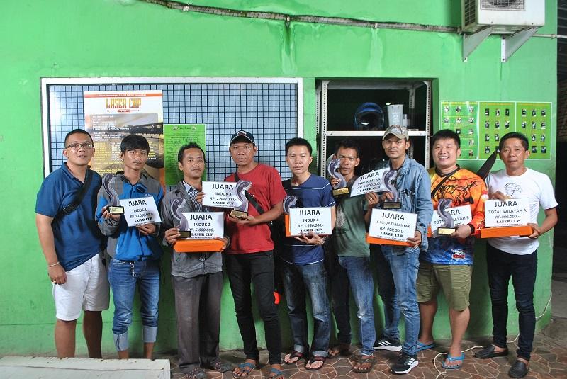 Sukses Di Turnamen perdana, Laser Cup Siapkan Event Kedua