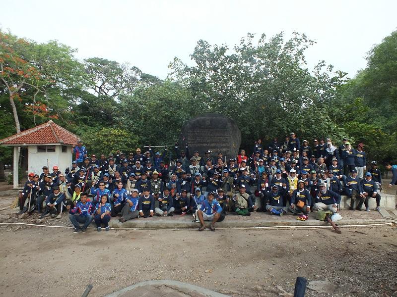 Negeg Bareng Garonger Tutup Perayaan HUT ARP Community