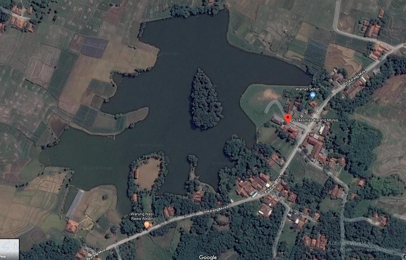 Menengok Situ Abidin, Spot Casting Untuk Perayaan HUT Kodim 0509