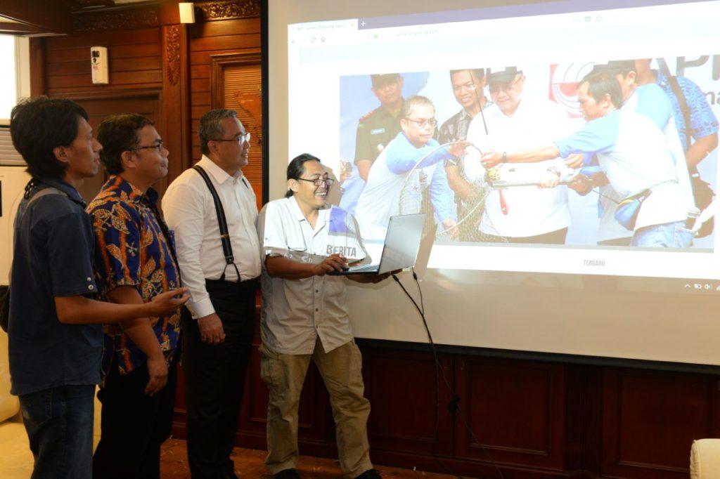 Menteri Desa dan Jurnalis Mancing Akan Gelar Festival Embung
