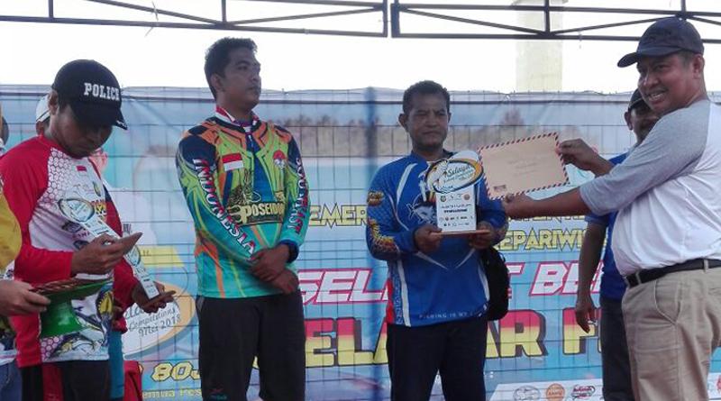 Cerita JAC Saat Rengkuh Juara di Selayar Fishing Competition