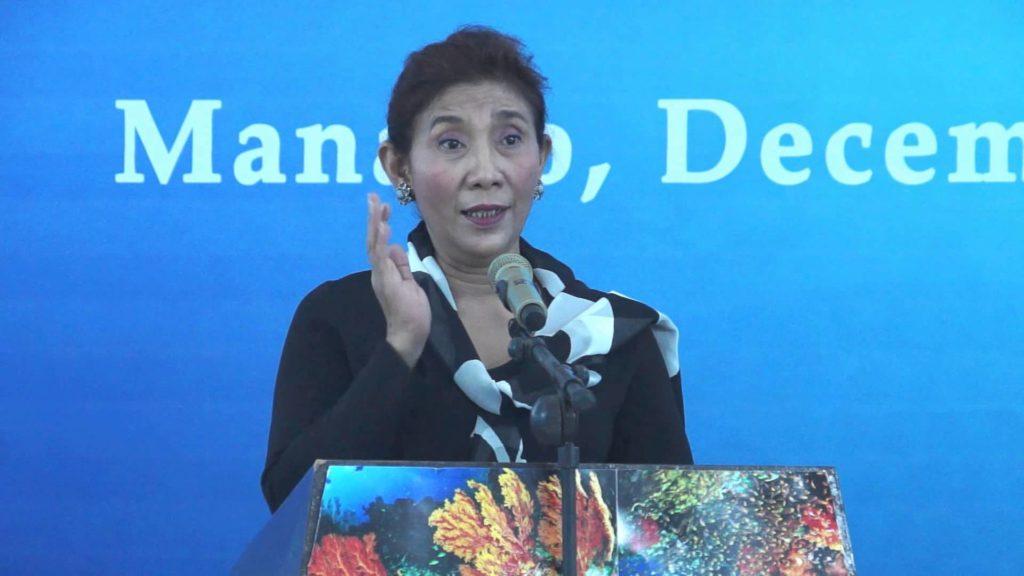 Menteri Susi Ajak Masyarakat Gabung Pandu Laut Nusantara