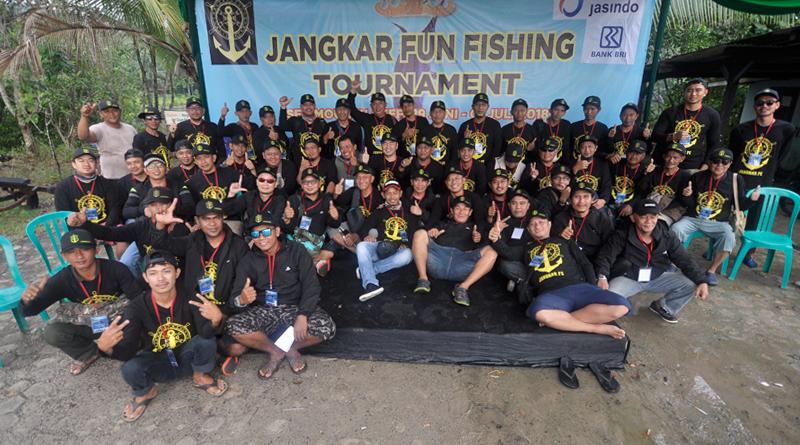 Jangkar FC: Menjangkar Wisata Mancing Lampung