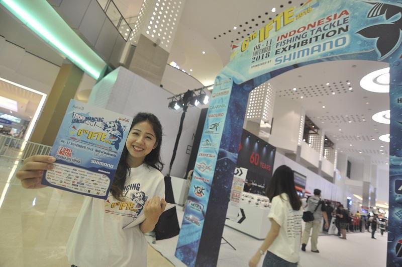 'Tren Mancing Zaman Now' Dalam IFTE 2018