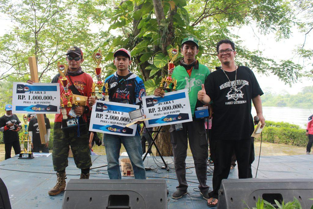 Menjajal Ranumnya Spot Danau Mekarsari Lewat Gelaran MOFC Pertama