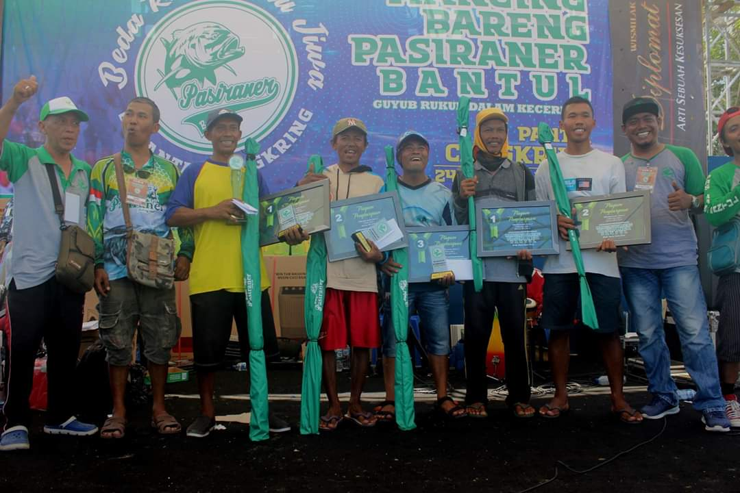 HUT Pasiraner Bantul; 'Beda Rasa Satu Jiwa' Bersama 2000 Pasiraner