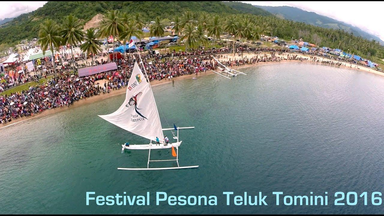 Fishing De Tomini; Turnamen Akbar di Teluk Terbesar di Indonesia