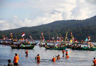 'Selat Sunda Aman'; Gelora Kebangkitan Pariwisata Pesisir Banten
