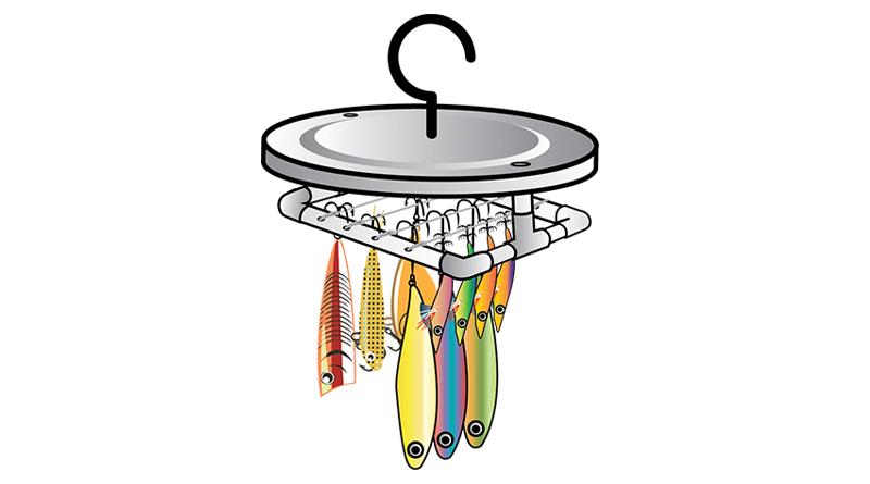 How To: Membuat Pencuci dan Pengering Lure