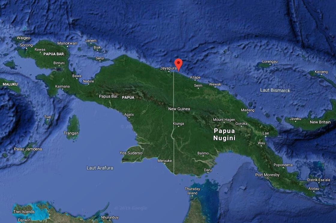 Mancing Secara Ilegal di PNG Akan Dihukum Tegas