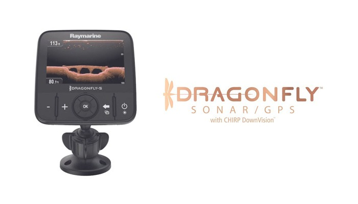 Raymarine Dragonfly 5 Pro: GPS Mancing yang Simple
