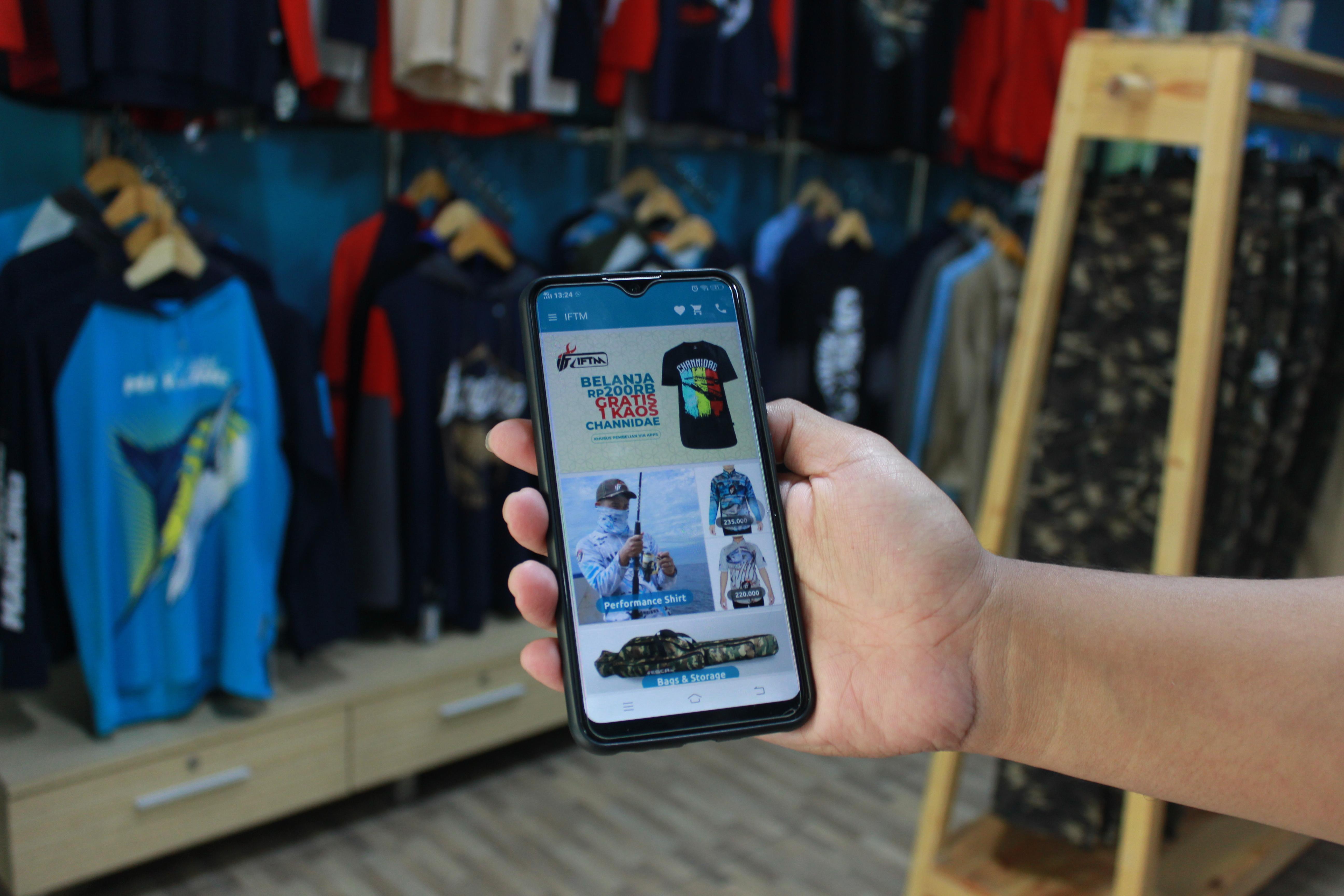 IFTM Luncurkan Layanan Aplikasi Belanja Online di Play Store