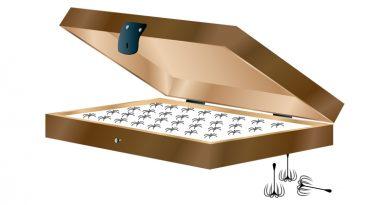How To : Membuat Kotak Kail Garong