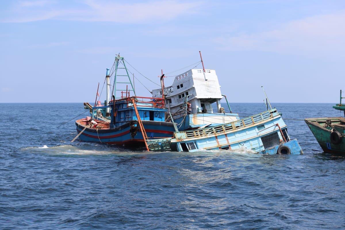 Menteri Susi Ajak Masyarakat Untuk Mancing Di Spot Penenggelaman Kapal Asing