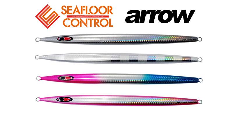 Sea Floor Control Arrow; Si Ramping Penembus Dasar Samudera