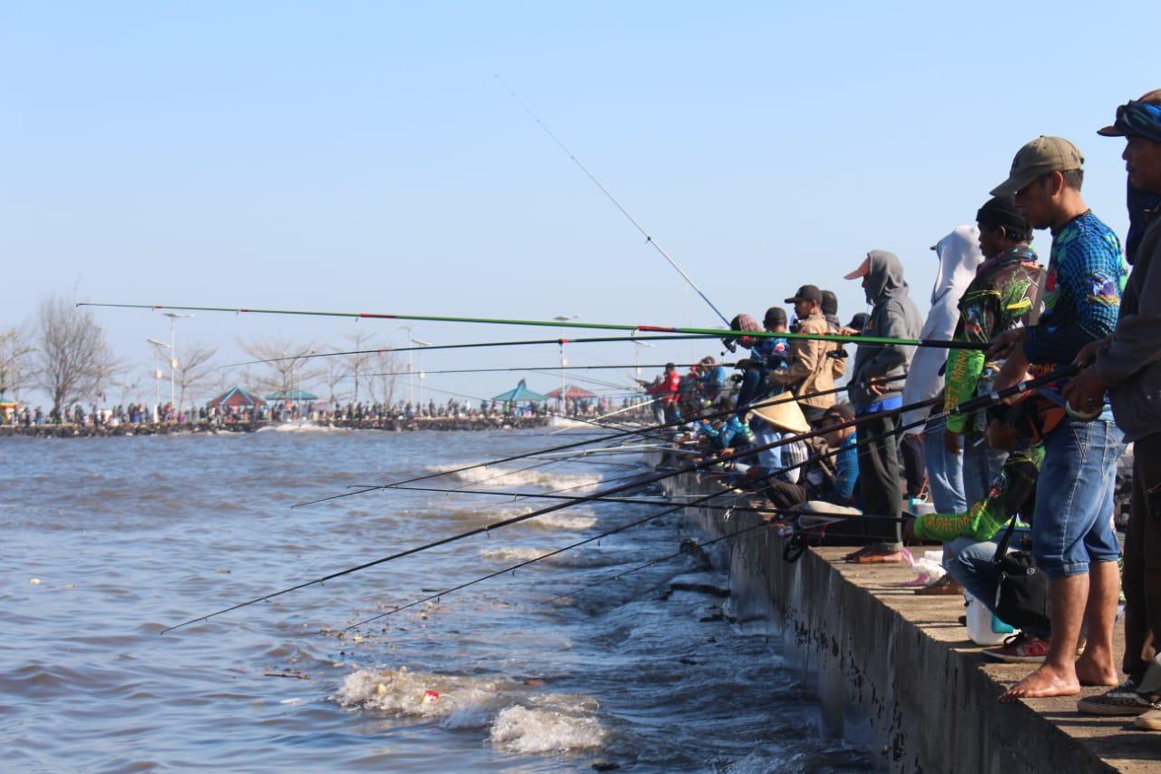 Lebih Dari 1400 Pemancing Ramaikan Jambore Angler Nusantara