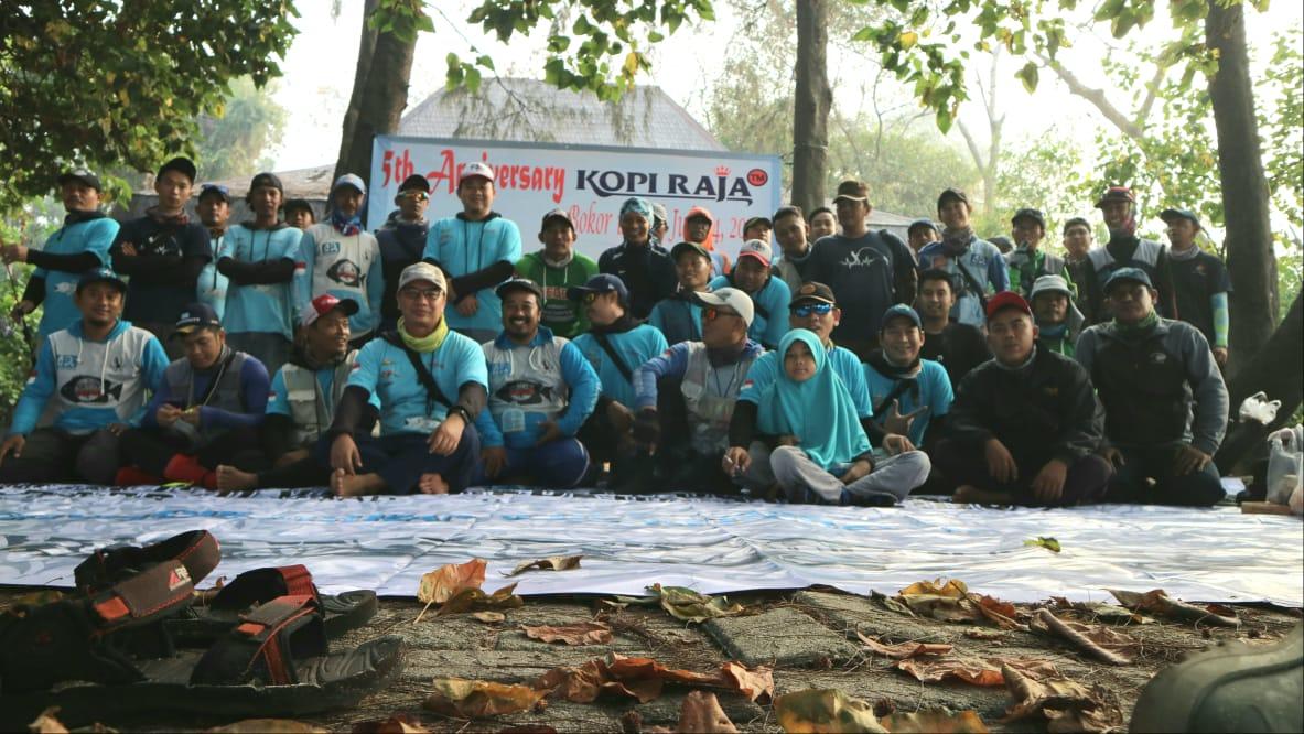 Grup Kopiraja Gelar Syukuran Anniversary ke-5 Bareng Garnus
