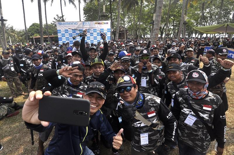 Shimano Casting Competition 2019 Berlangsung Meriah