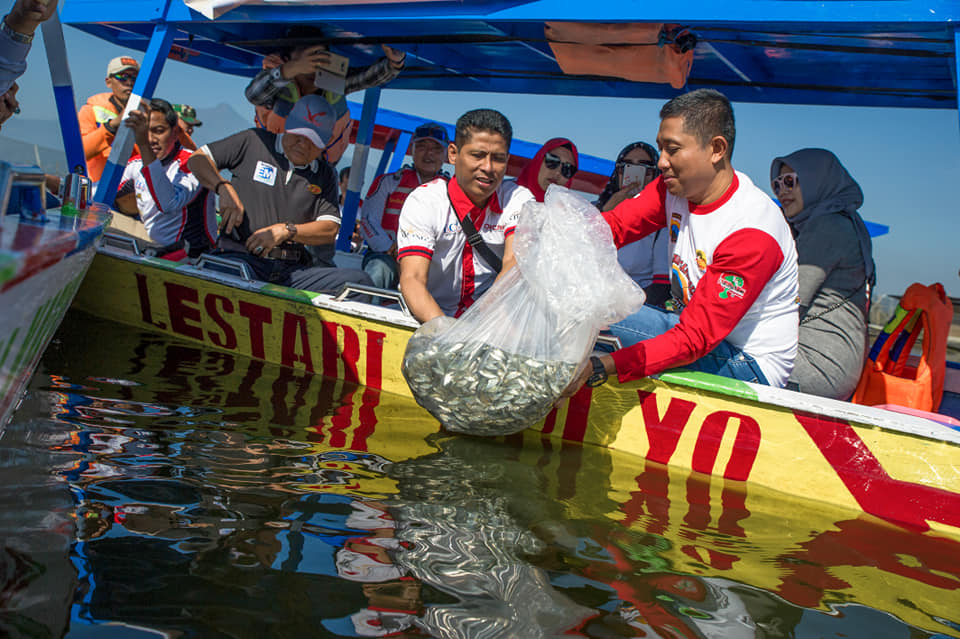 Kapolres Semarang: Kopdar Castinger Dijadikan Momen Pererat Polri-Pemancing