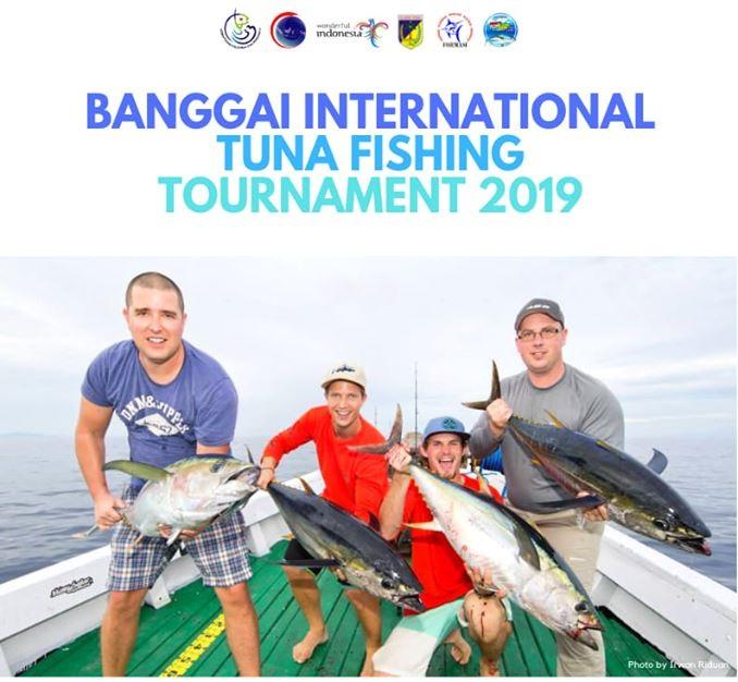 Dibuka Pendaftaran Peserta Banggai International Tuna Fishing Tournament 2019