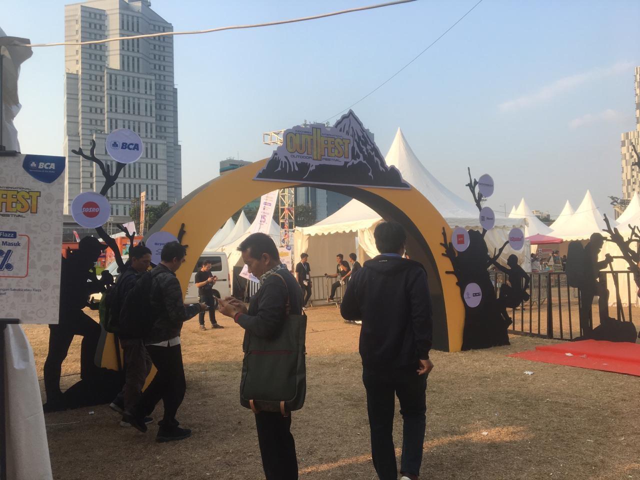 Outfest 2019; Menyatukan Kegiatan Luar Ruang Dalam Satu Tempat