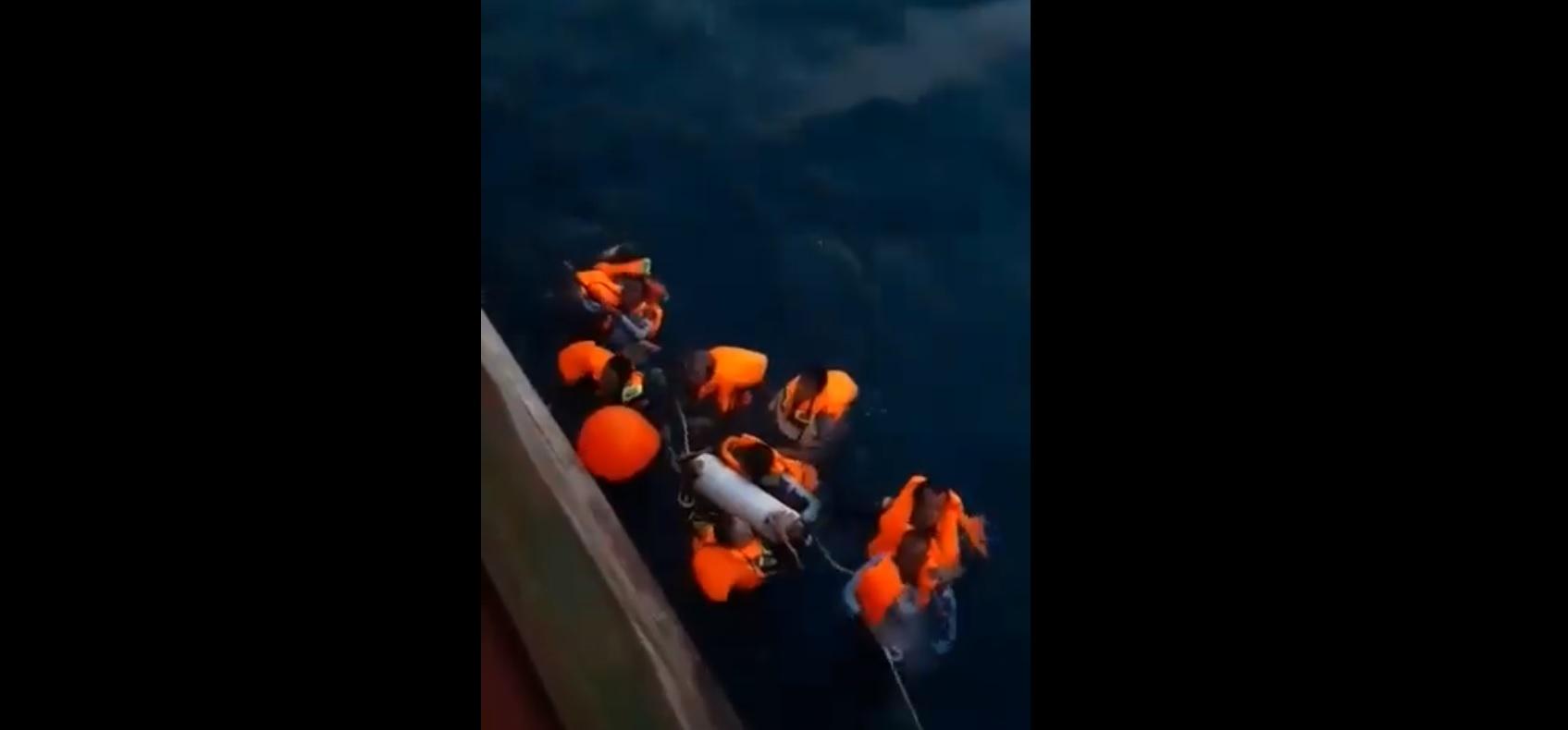 Rombongan Pemancing Pulau Seribu Selamat Dari Peristiwa Kapal Tenggelam