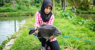 Nurni Hayati Selaras harmoni fly fishing