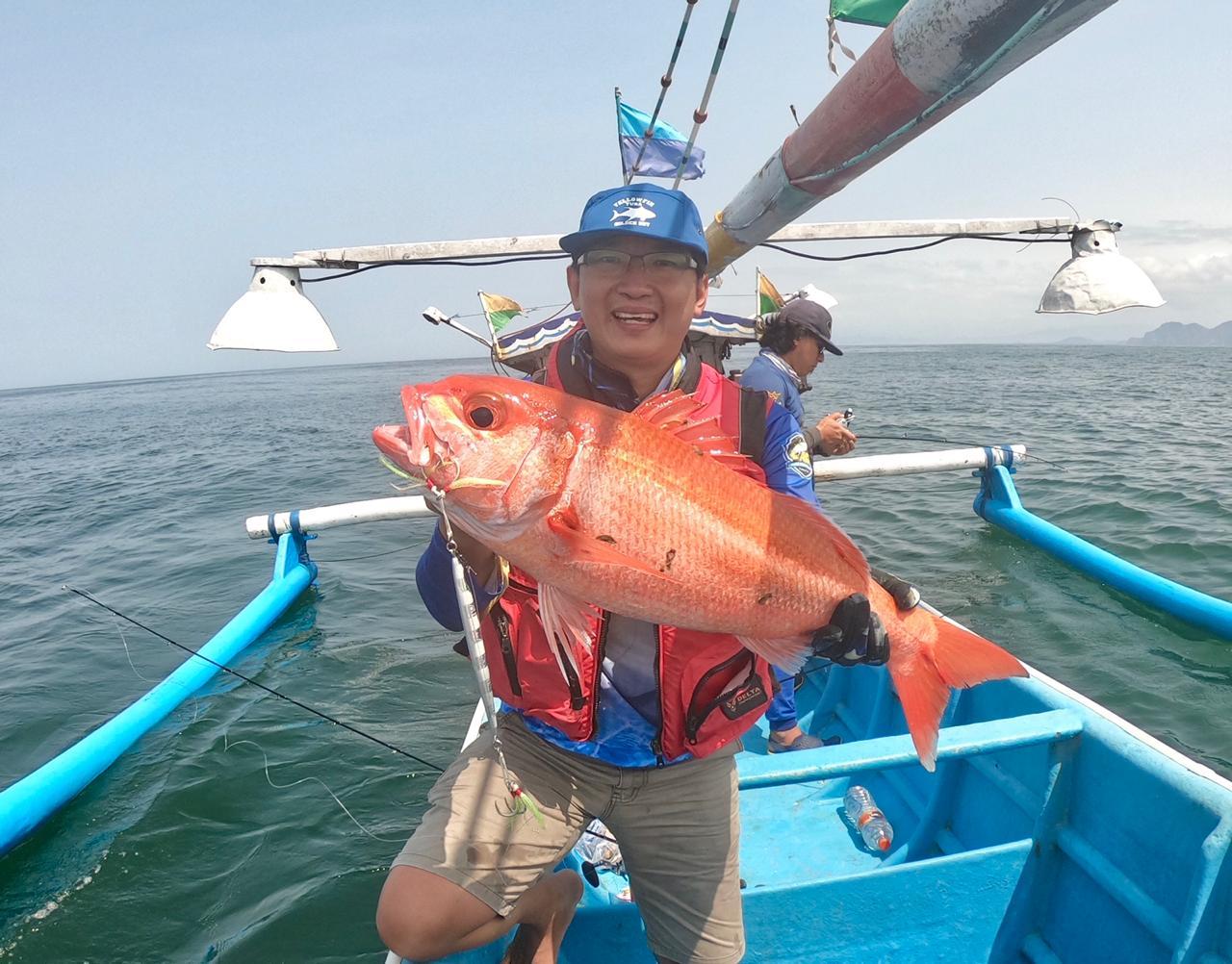 Panen Ruby Dalam Event Banyuwangi Fishing Festival 2019