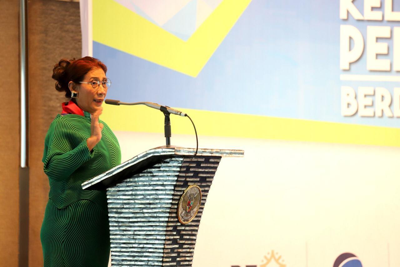 Menteri Susi Imbau Market Place Perketat Penjualan Alat Setrum