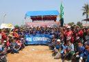 Ratusan Barra Mania Sambut Anniversary ke-2 Big Barra Bekasi
