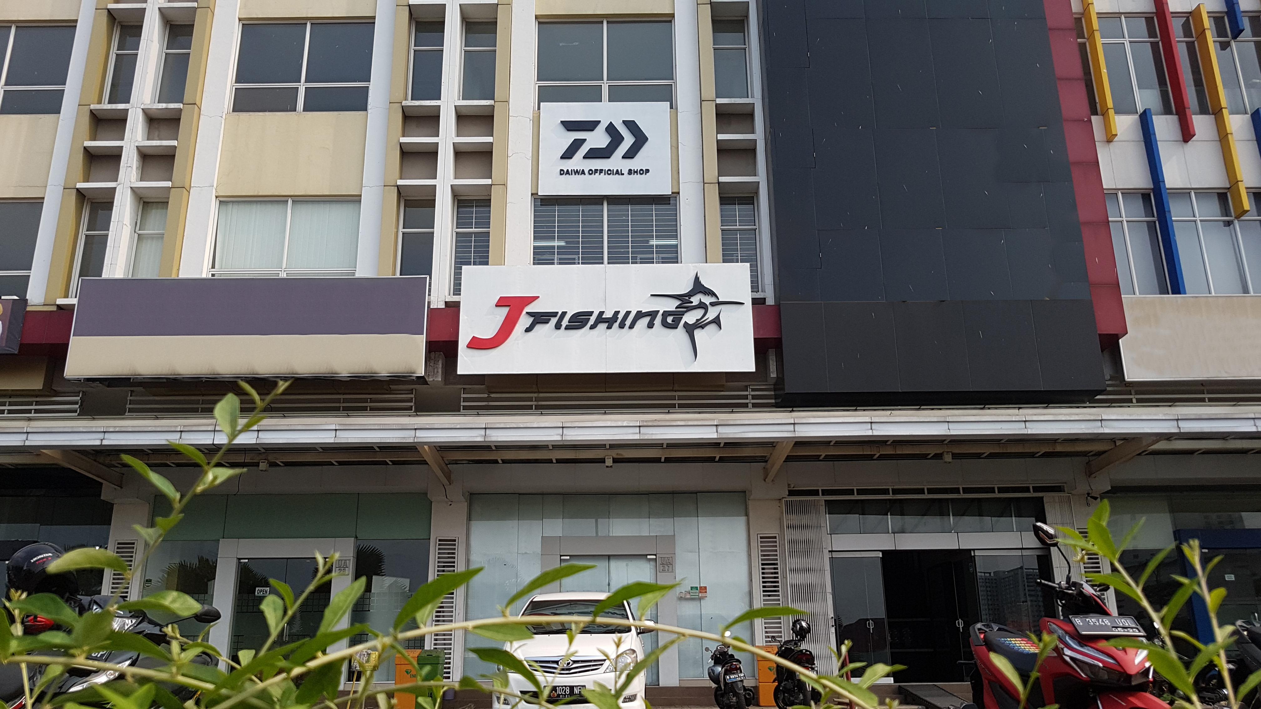 Daiwa Official Shop Akan Dibuka di Bekasi